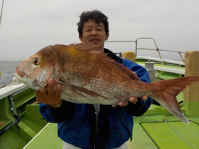 マアジ&イサキリレー船
